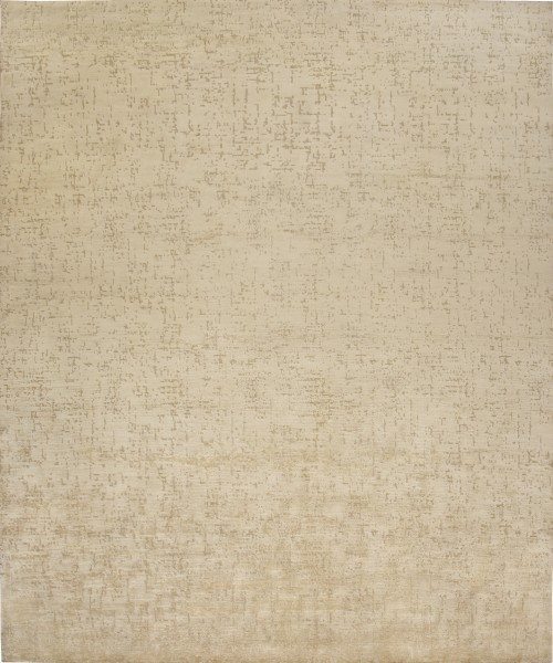 Carpet Harris Gold, silk, wool