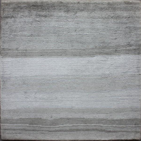 Teppich Calacatta, Viskose, 60x60cm