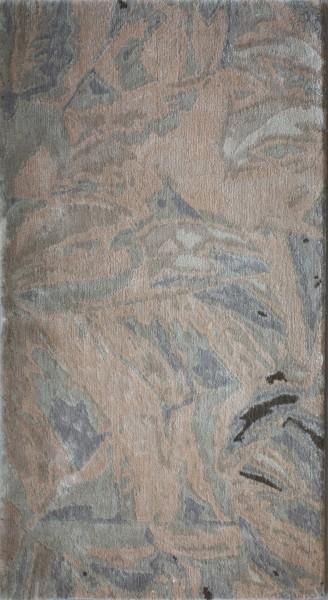 Teppich Madreperla, Seide, 100x60cm
