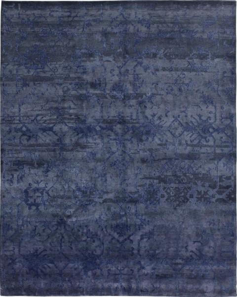 Teppich Bosphorus, Wolle, Viskose