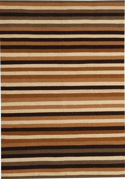 Kelim Beige-Brown 140x200cm