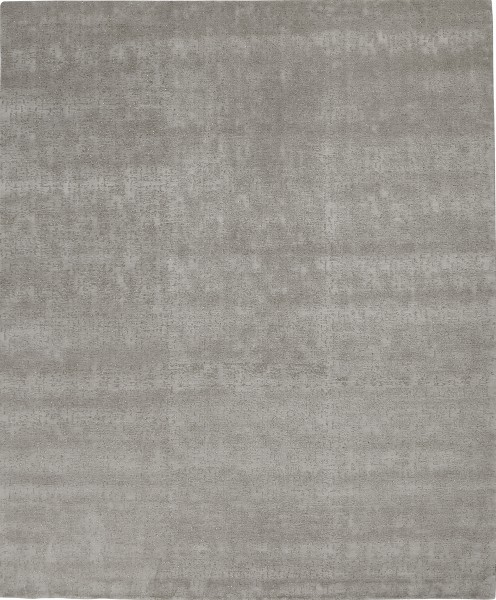 Carpet Harris Silver Dust, silk, wool, silver fibre
