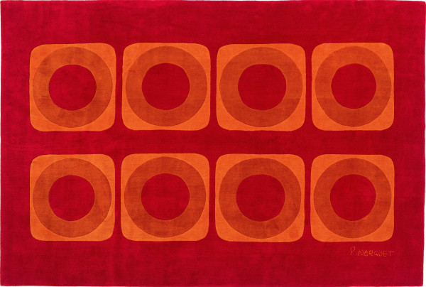 Carpet Patrick Norguet wool