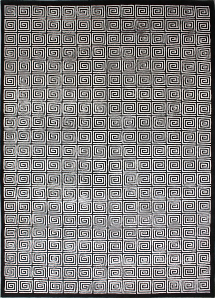 Carpet Snail, viscose, 160x220cm